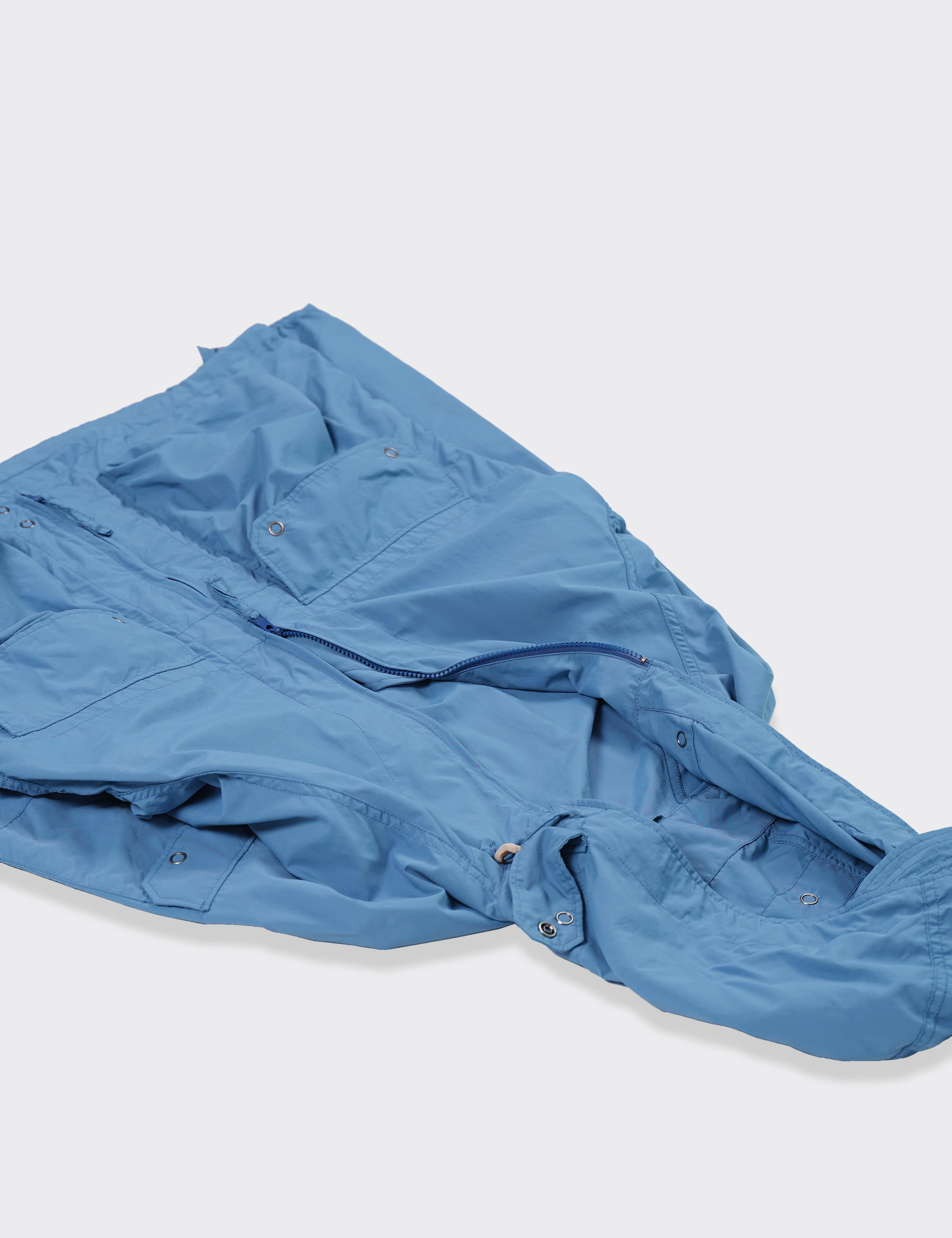 Engineered Garments : ATLANTIC PARKA (LT.BLUE)