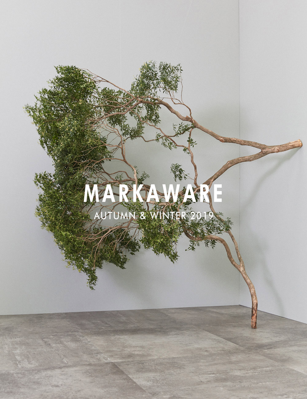 MARKAWARE 2019 FALL/WINTER