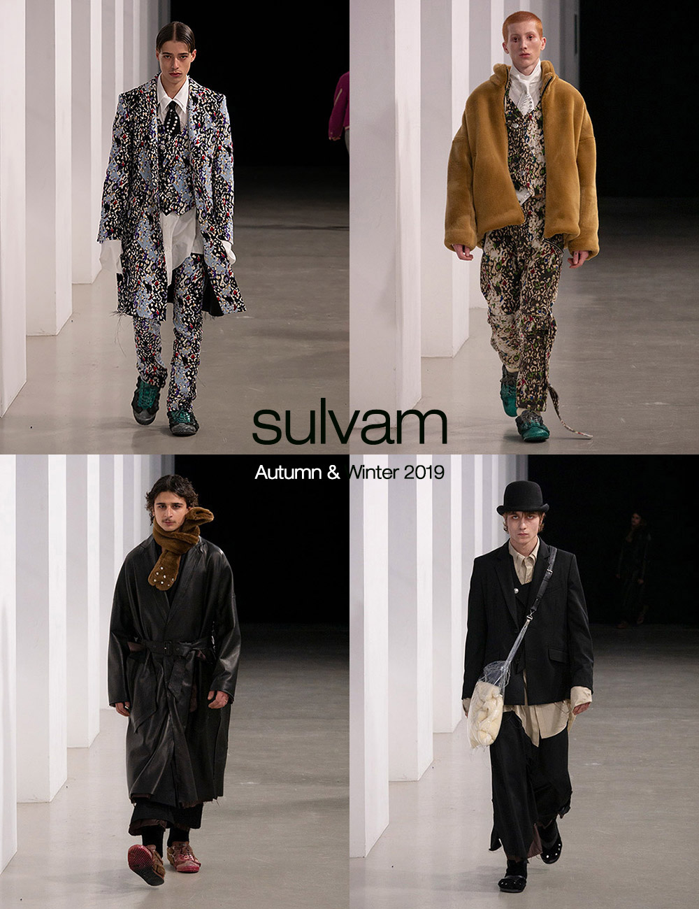 sulvam 2019 FALL/WINTER