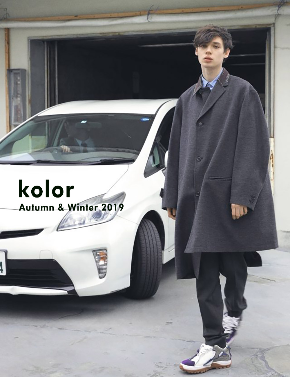 kolor 2019 FALL/WINTER