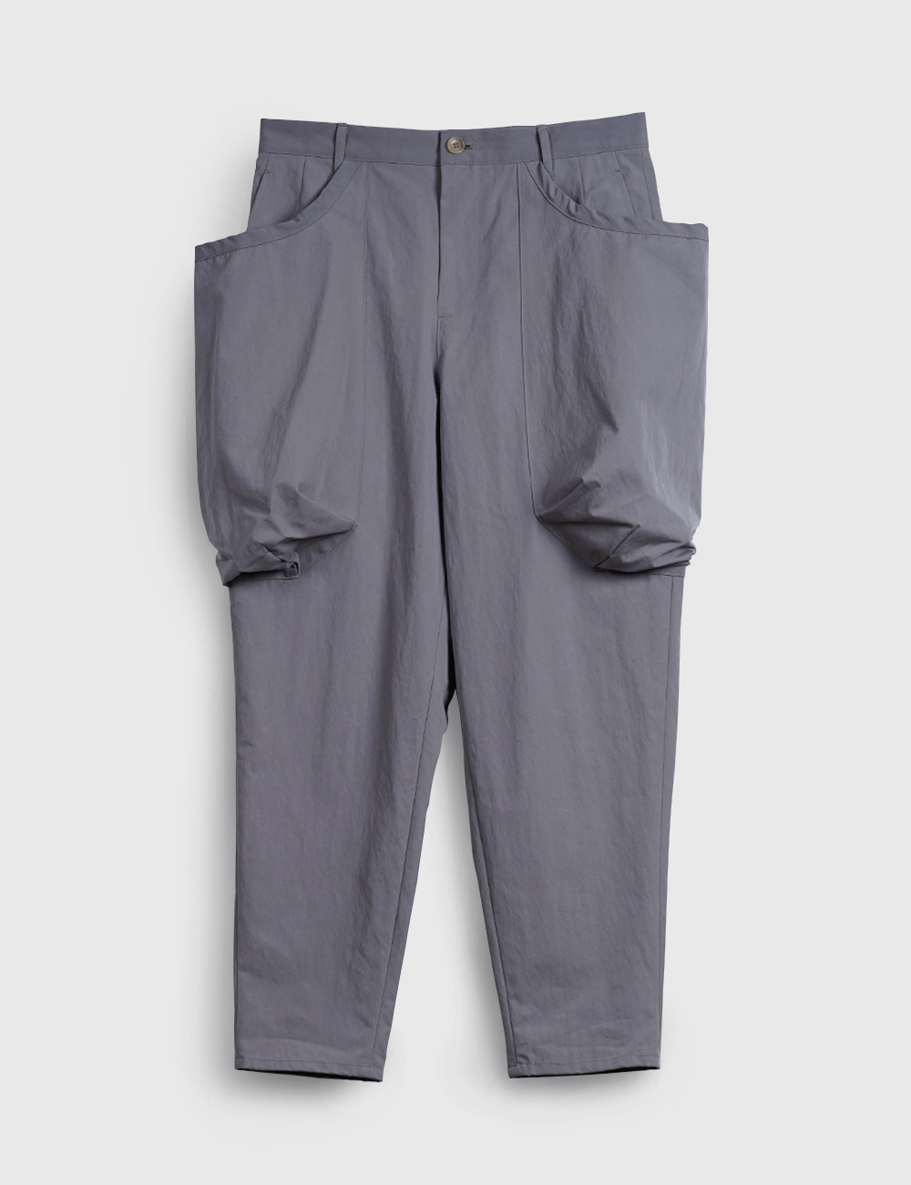 POCKET PANTS (GRAY)