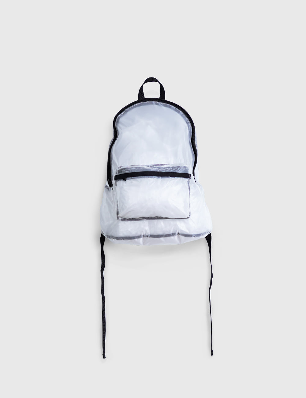 NYLON DAYPACK (WHITE)