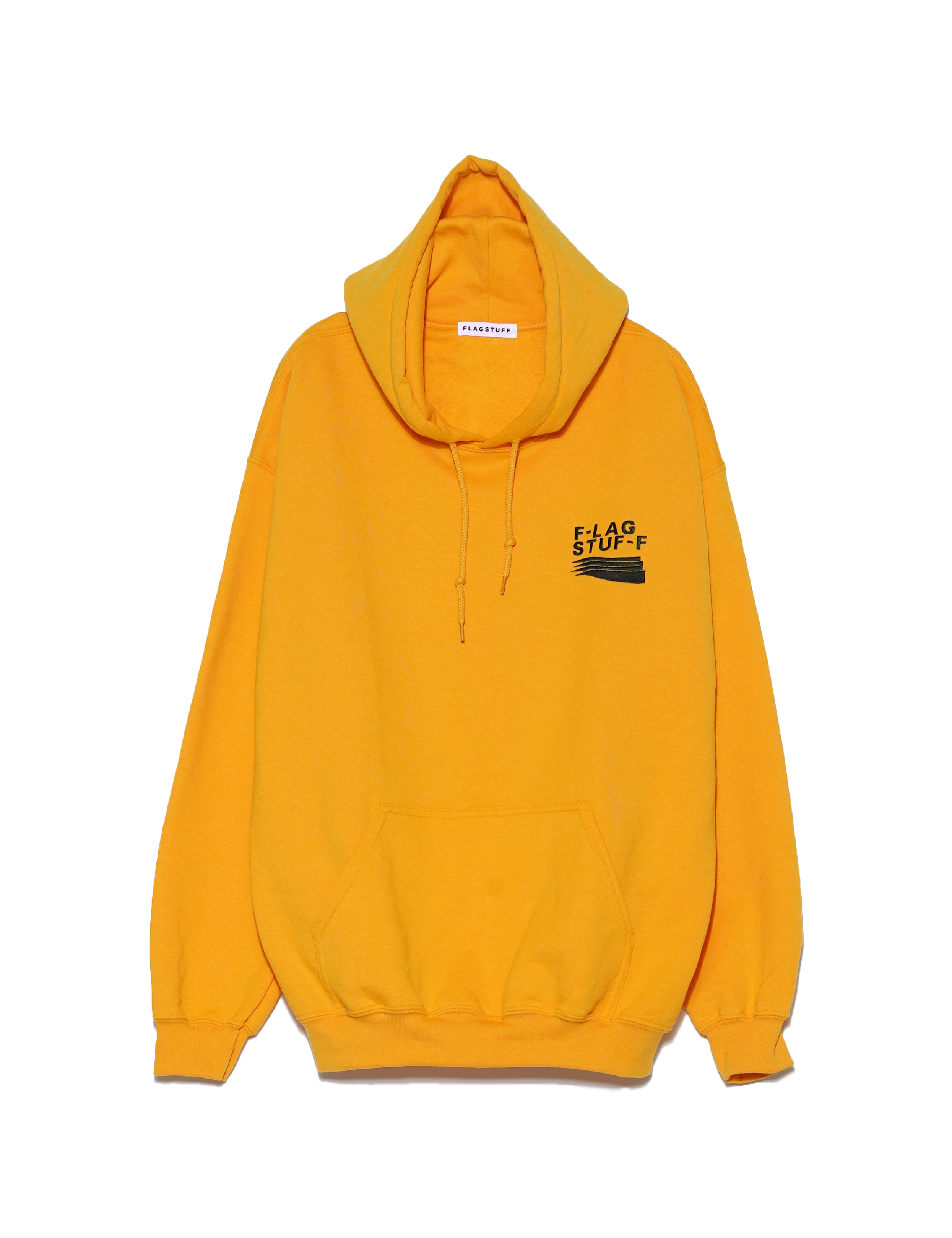 """perfect killers"" HOODIE (YELLOW)"
