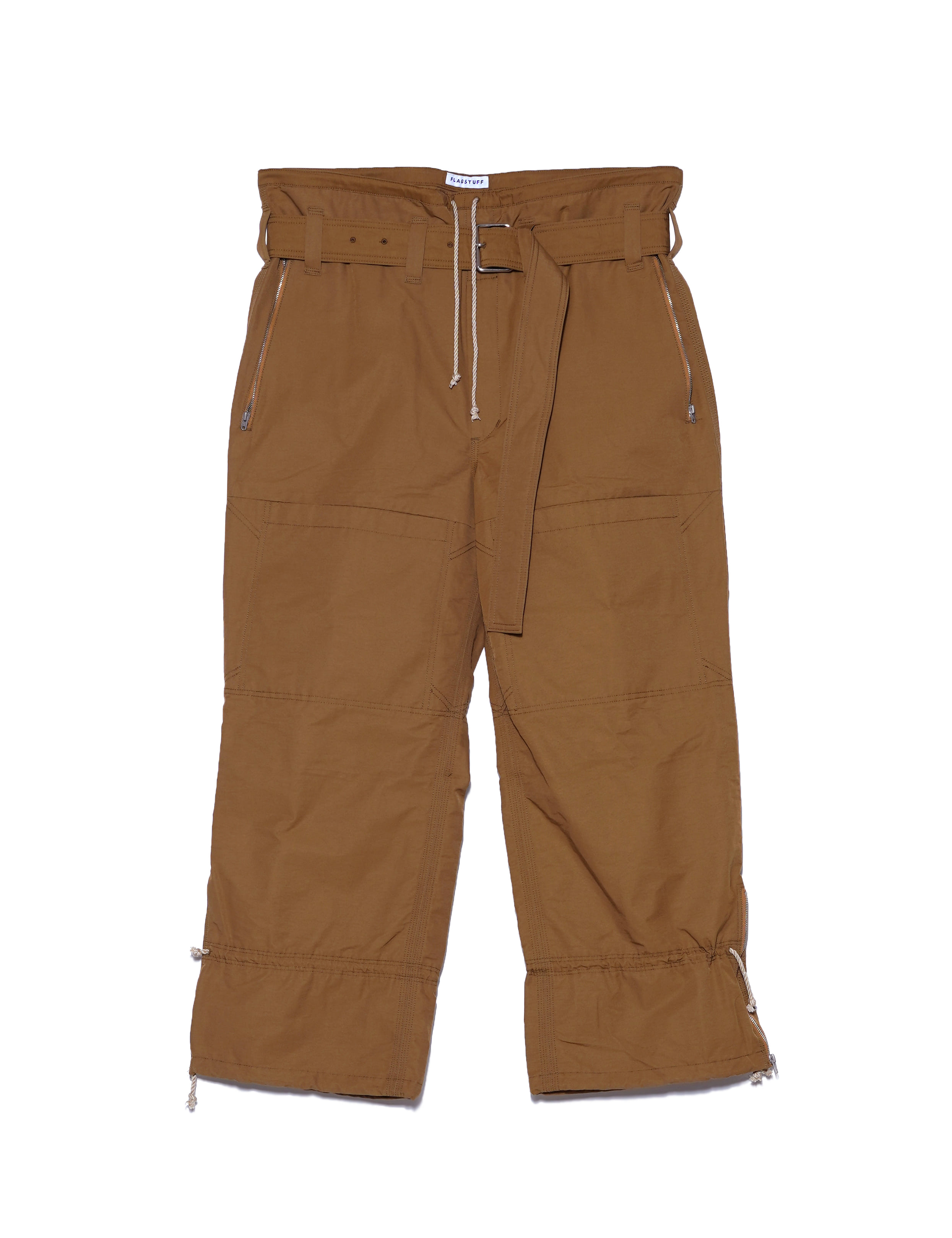 FLIGHT PANTS (KHAKI)