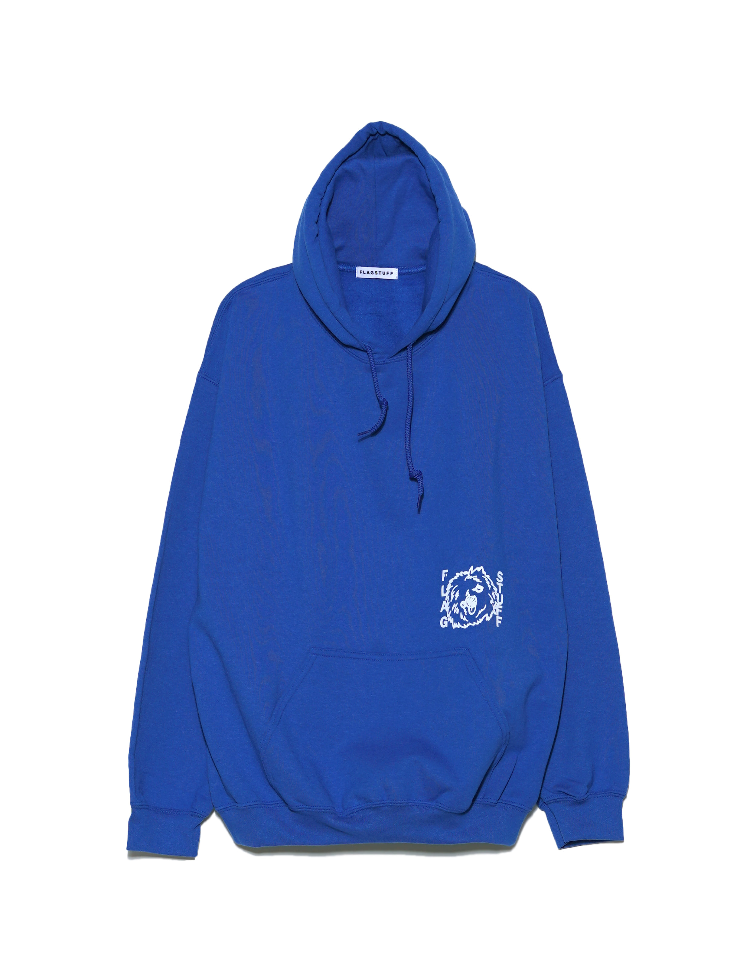 """mix up"" HOODIE (BLUE)"