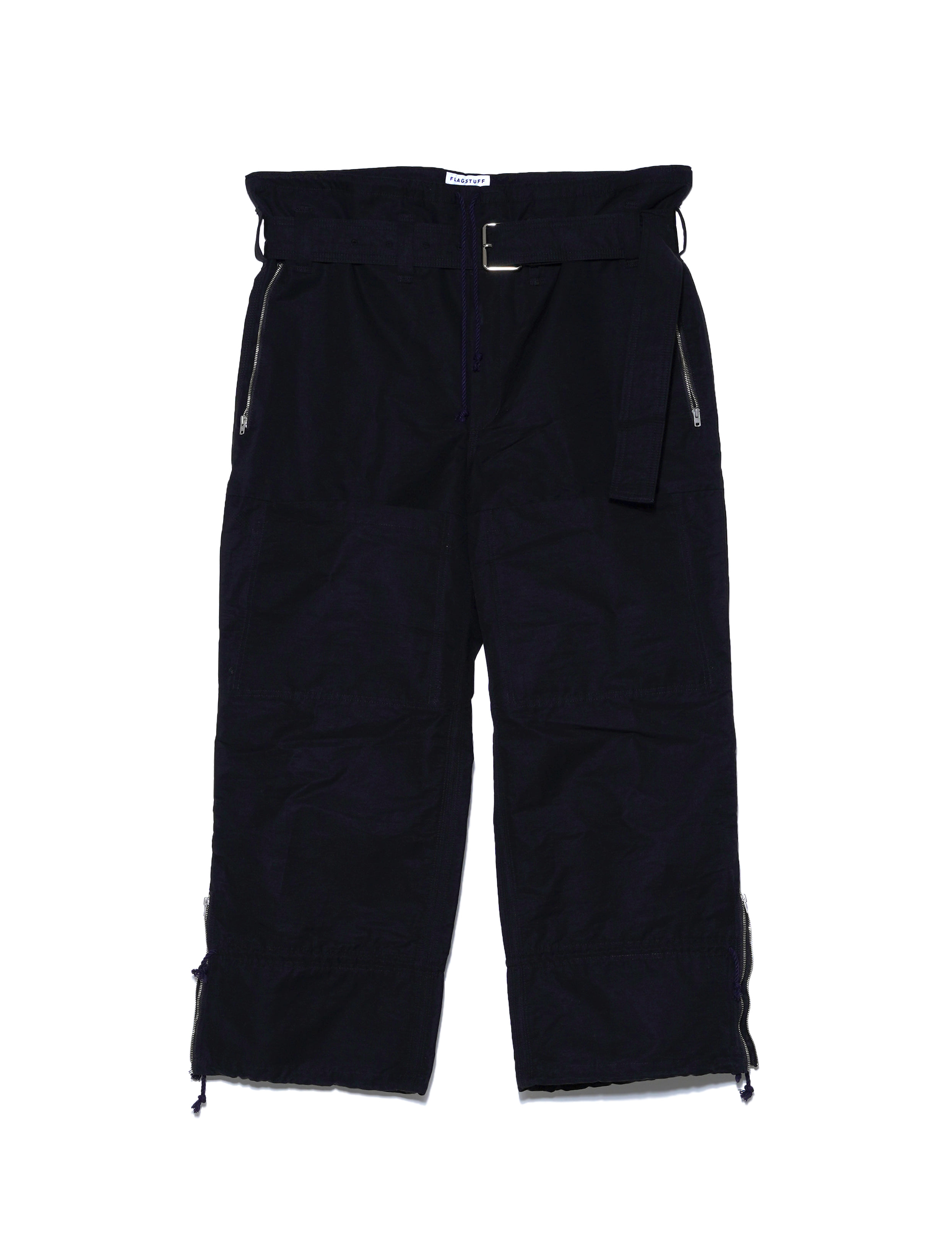 FLIGHT PANTS (BLACK)