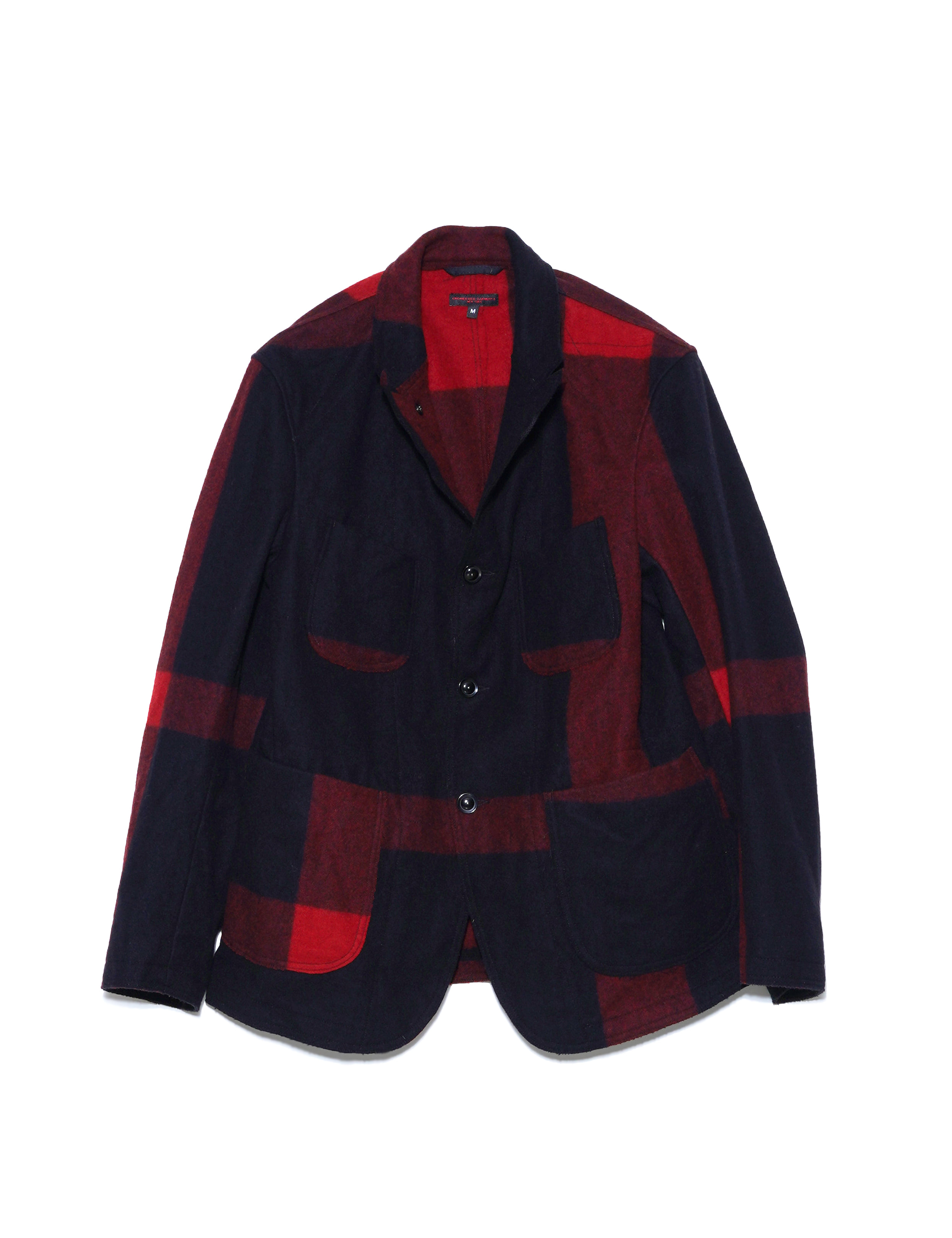 RE BEDFORD JACKET (BLACK)