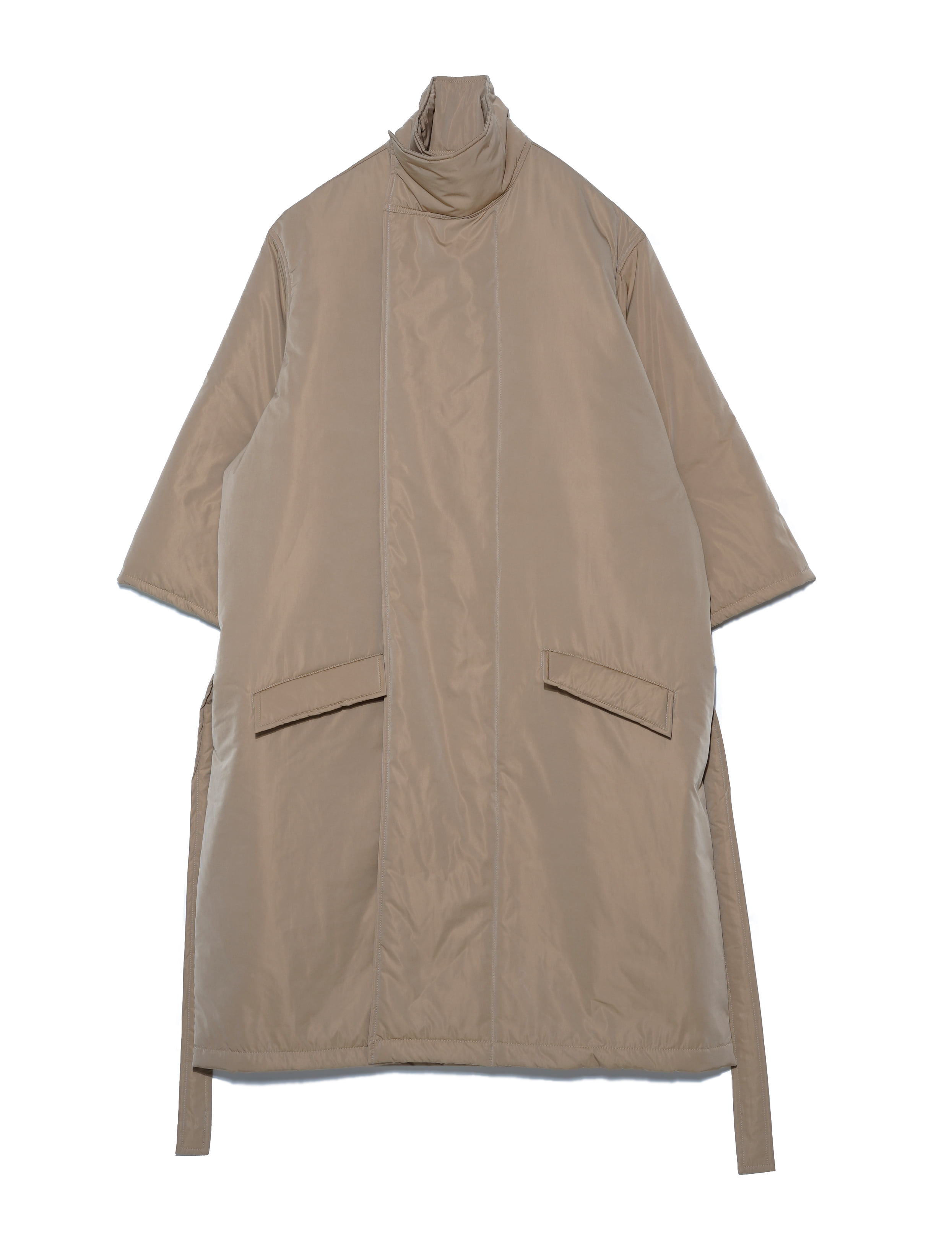 TIBET COAT LONG (BEIGE)