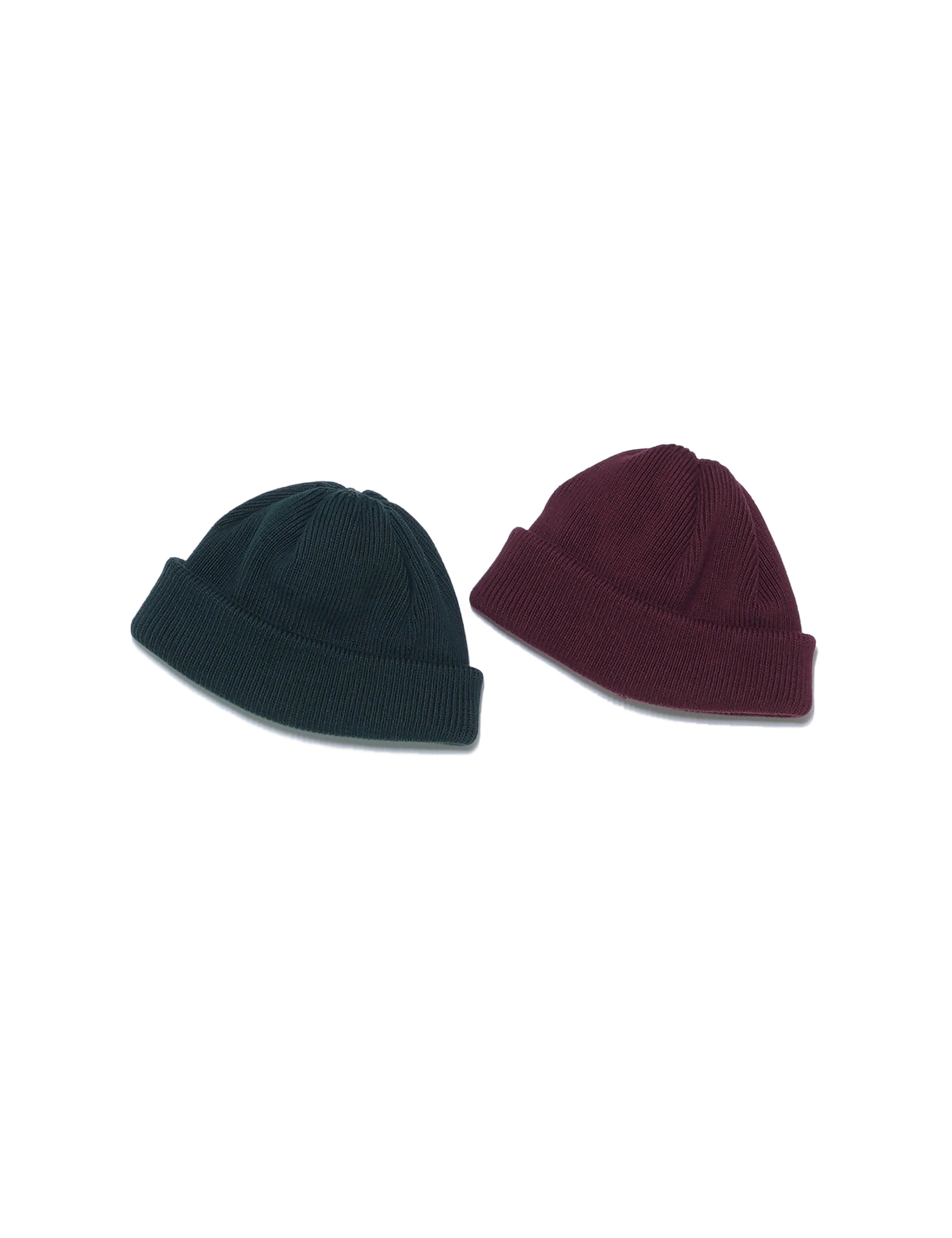 KNIT CAP 2 (2 COLORS)