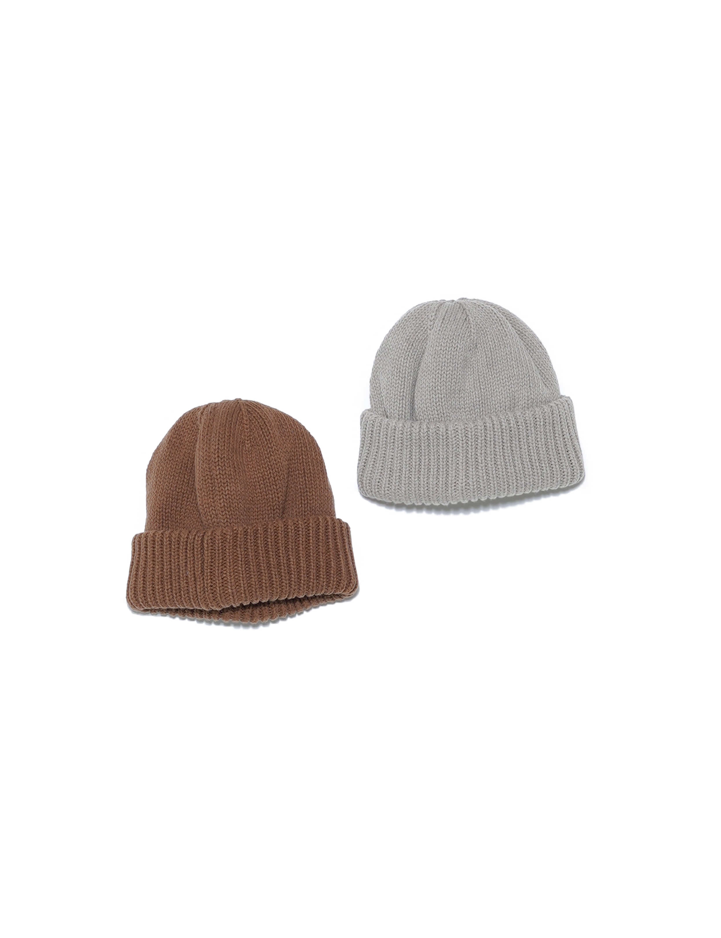 KNIT CAP 1 (2 COLORS)