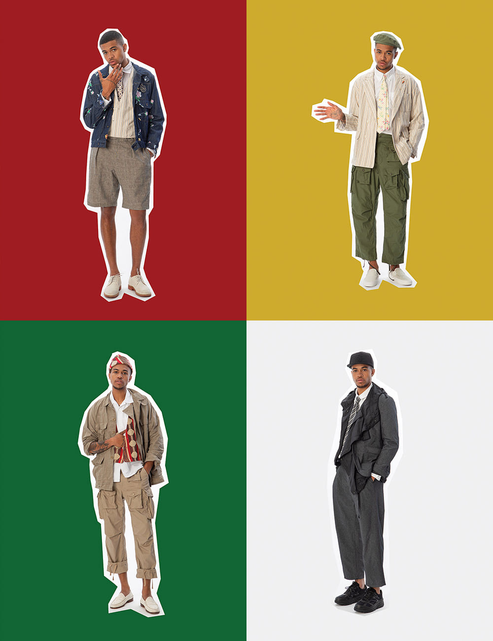 Engineered Garments 2020 SPRING/SUMMER