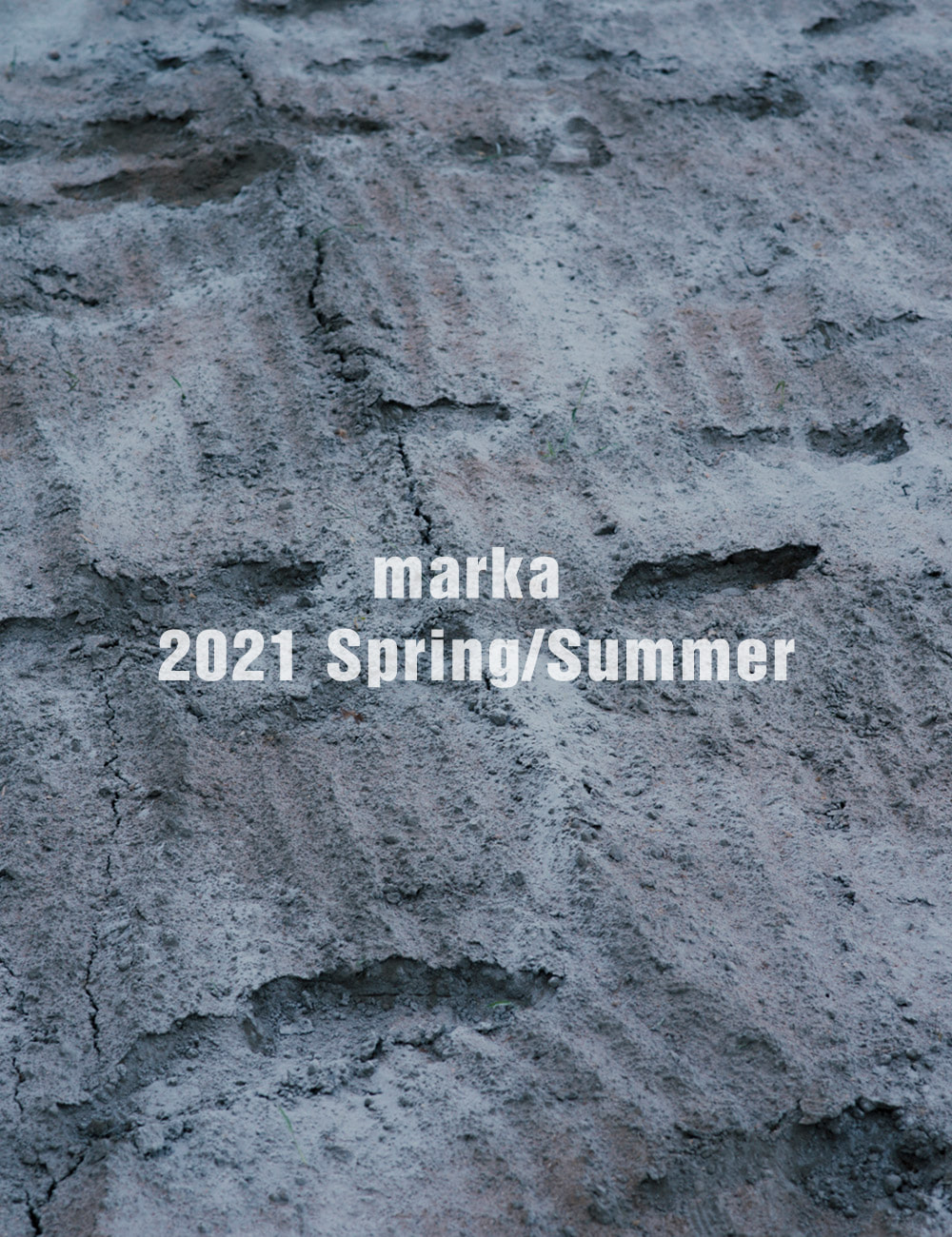 marka 2021 SPRING/SUMMER LOOKBOOK