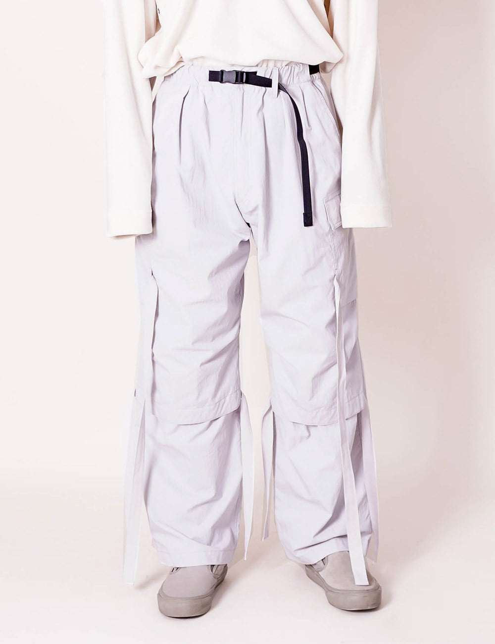 ESSAY : P-04 MILITARY TECH PANTS (LIGHT GRAY)