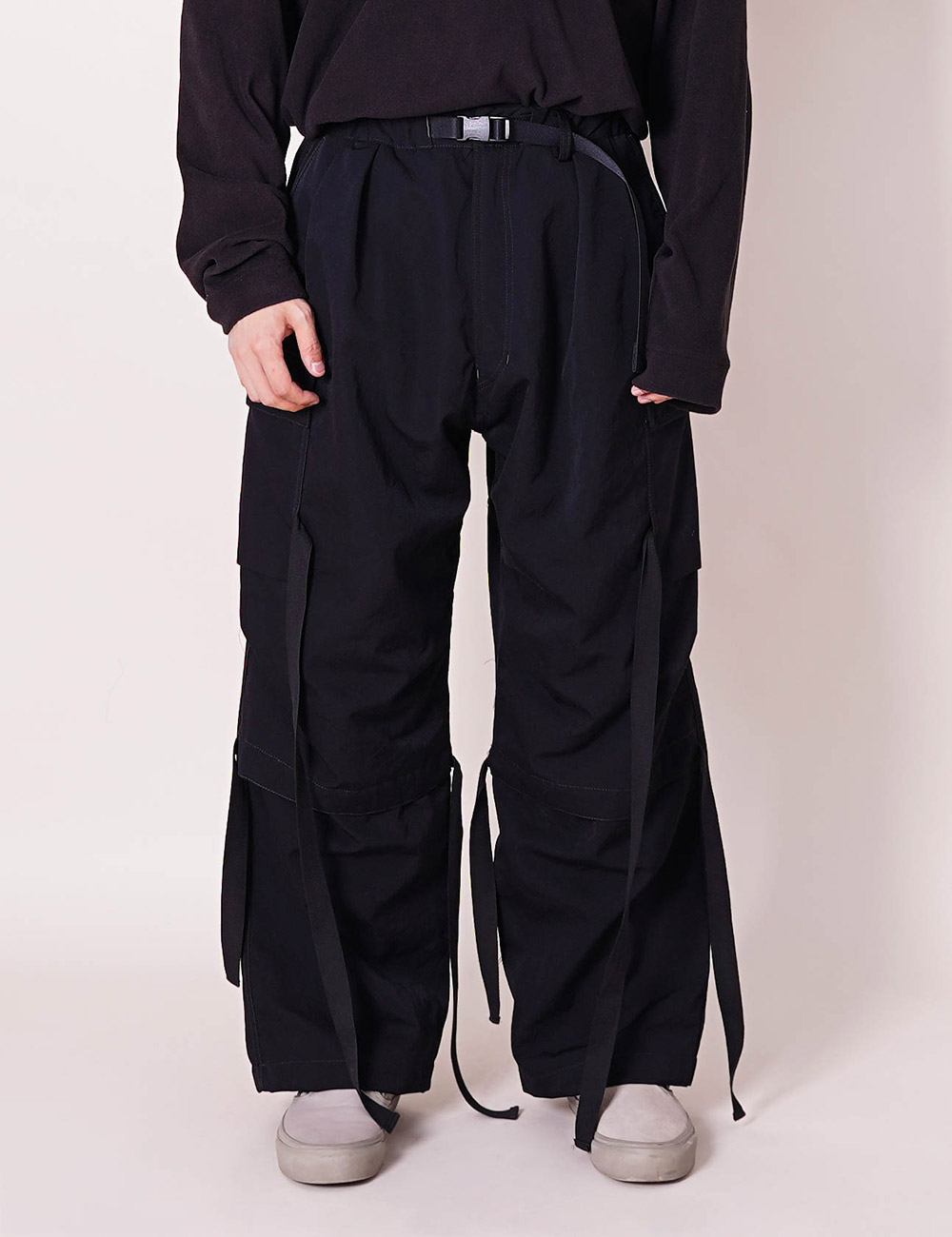 ESSAY : P-04 MILITARY TECH PANTS (BLACK)