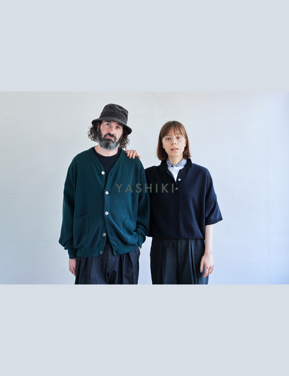YASHIKI 2021 SPRING/SUMMER LOOKBOOK