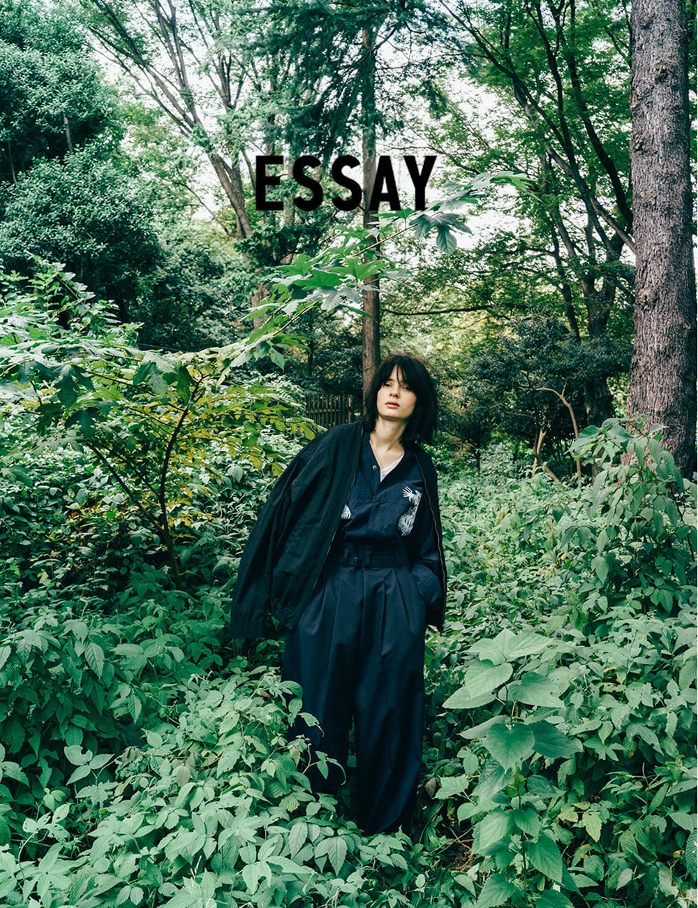 ESSAY 2021 SPRING/SUMMER LOOKBOOK